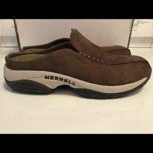 Merrell Primo Seam dark taupe moc size 9